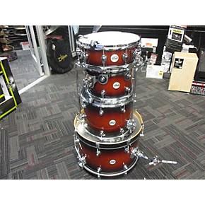 used dw frequent flyer drum kit guitar center. Black Bedroom Furniture Sets. Home Design Ideas