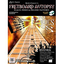 Rock House Fretboard Autopsy Book/2-DVD Set