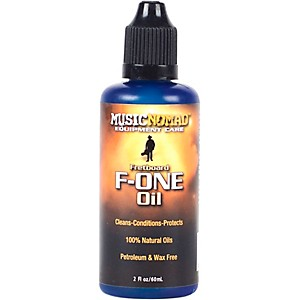 Music Nomad Fretboard F-ONE Oil - Cleaner and Conditioner - 2 oz.