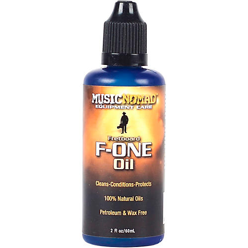 Music Nomad Fretboard F-ONE Oil - Cleaner & Conditioner - 2 oz.-thumbnail