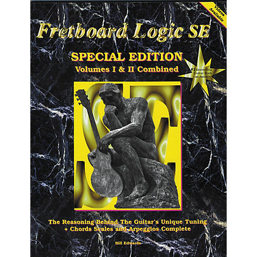 Bill Edwards Publishing Fretboard Logic Special Edition Book