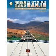 "Hal Leonard Fretboard Roadmaps "" 5-String Banjo (Book/CD)"