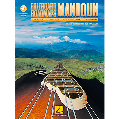 Hal Leonard Fretboard Roadmaps Mandolin (Book/CD)