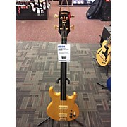 Carvin Fretless 4 String Maple Electric Bass Guitar