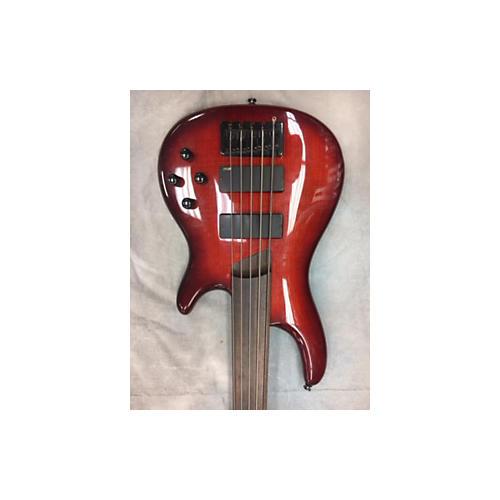 Cort Fretless 5 Electric Bass Guitar-thumbnail