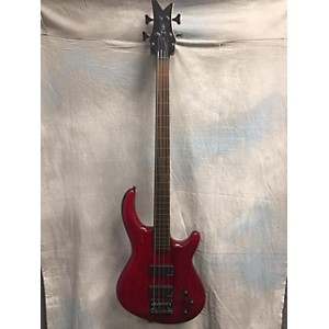Pre-owned Dean Fretless Bass Electric Bass Guitar