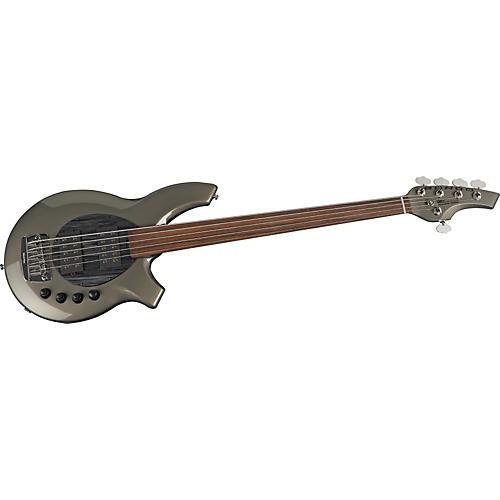 Ernie Ball Music Man Fretless Bongo 5-String Bass Guitar