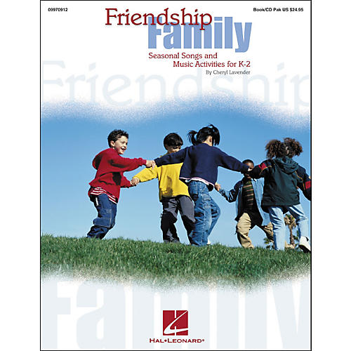 Hal Leonard Friendship Family-thumbnail
