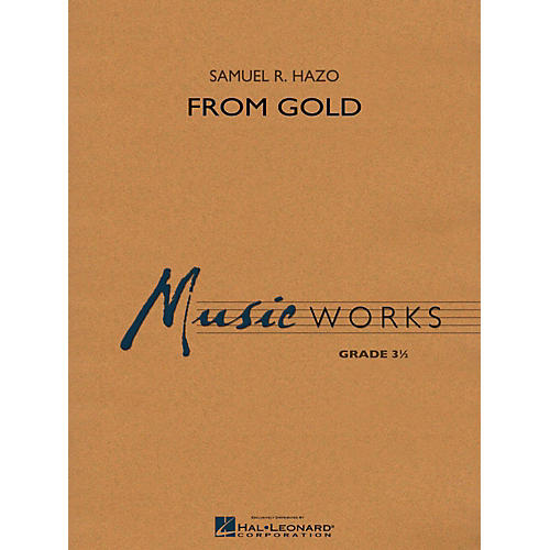 Hal Leonard From Gold Concert Band Level 3-thumbnail