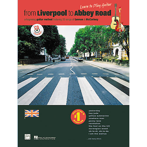 Alfred From Liverpool to Abbey Road (Book/CD)-thumbnail
