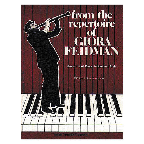 Tara Publications From The Repertoire Giora Feidman Book