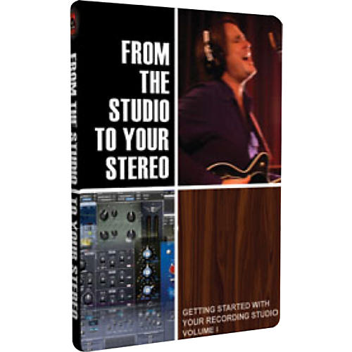 Secrets of the Pros From the Studio to Your Stereo: Volume I (DVD-ROM)