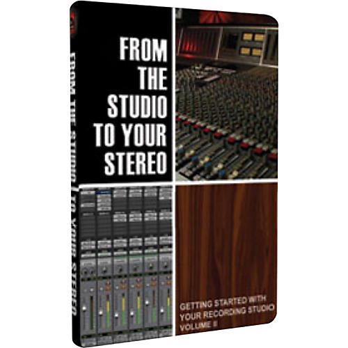 Secrets of the Pros From the Studio to Your Stereo: Volume II DVD-Rom