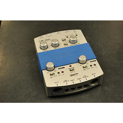 Tascam Frontier Audio Interface