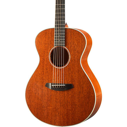 Breedlove Frontier Concert E Mahogany - Mahogany Acoustic-Electric Guitar-thumbnail