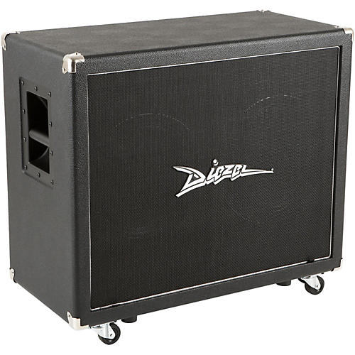 Diezel Frontloaded 100W 2x12 Guitar Speaker Cabinet | Guitar Center