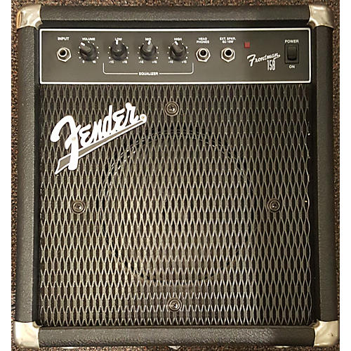 Fender Frontman 15B Bass Combo Amp-thumbnail