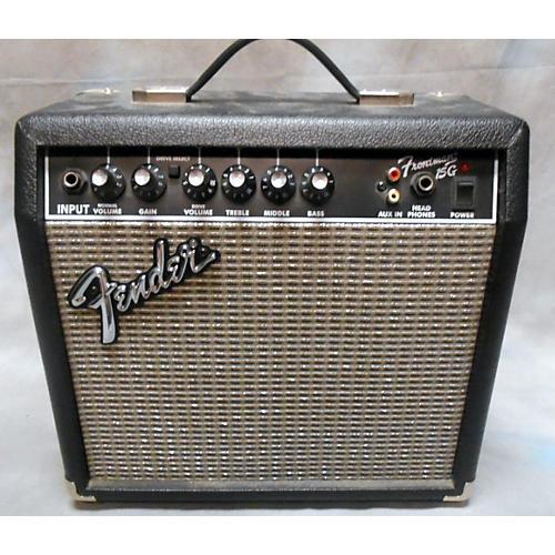 used fender frontman 15g 15w amp combo a guitar guitar center. Black Bedroom Furniture Sets. Home Design Ideas