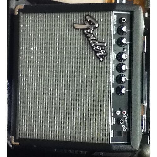 Fender Frontman 15G 15W Black Guitar Combo Amp