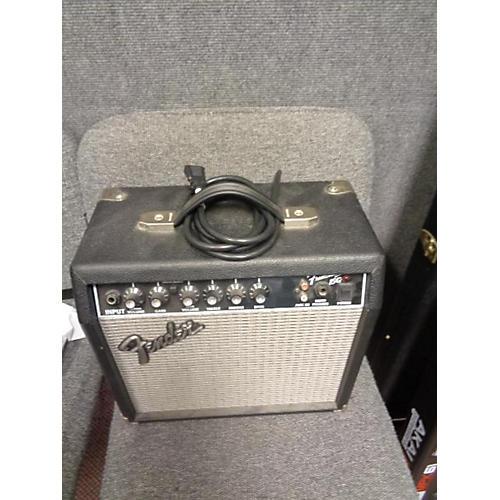 Fender Frontman 15G 15W Black Guitar Combo Amp-thumbnail
