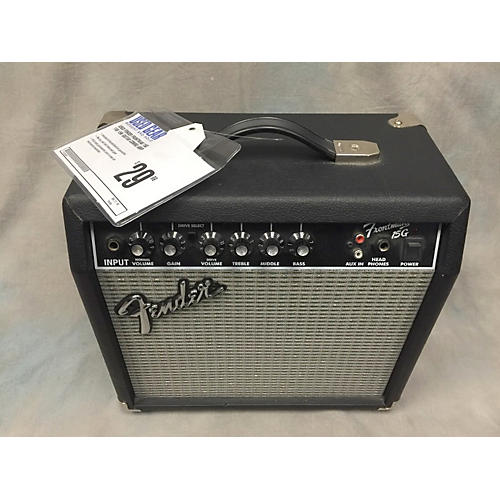 Fender Frontman 15G 1X8 15W Guitar Combo Amp-thumbnail