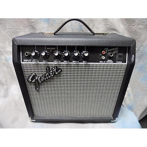 Fender Frontman 15G 1X8 15W Guitar Combo Amp-thumbnail