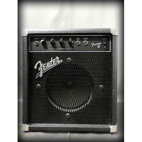 Fender Frontman 15b Bass Combo Amp