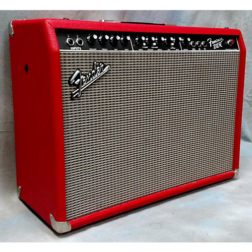 Fender Frontman 212R 100W 2X12 Red Guitar Combo Amp