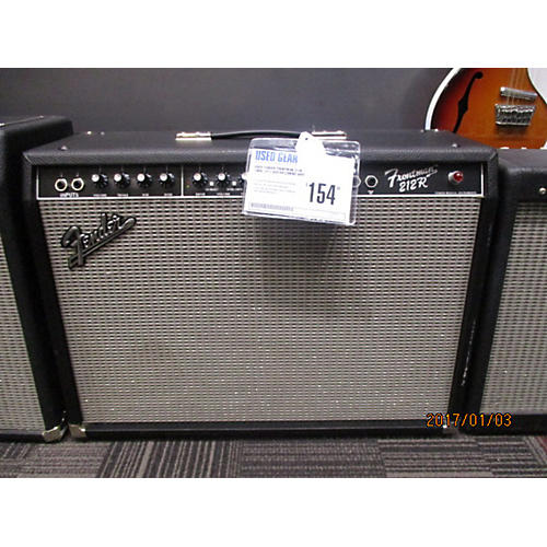 used fender frontman 212r 100w 2x12 guitar combo amp guitar center. Black Bedroom Furniture Sets. Home Design Ideas