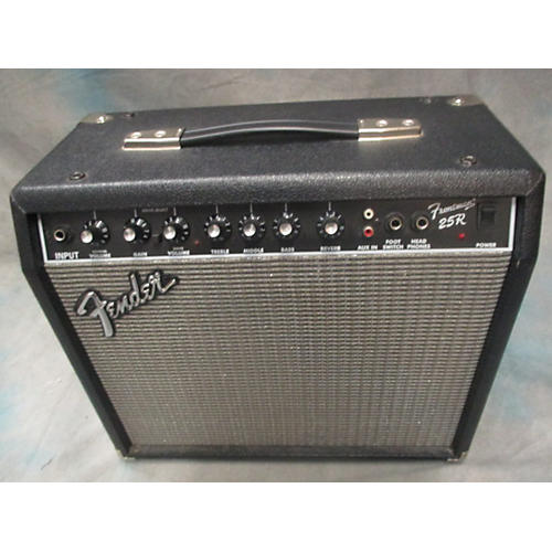 Fender Frontman 25R 1x10 25W Guitar Combo Amp-thumbnail