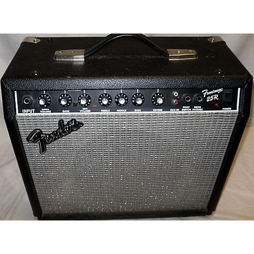 Fender Frontman 25R 1x10 25W Guitar Combo Amp