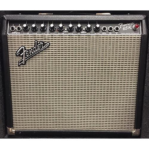 Fender Frontman 65R 65W 1x12 Guitar Combo Amp