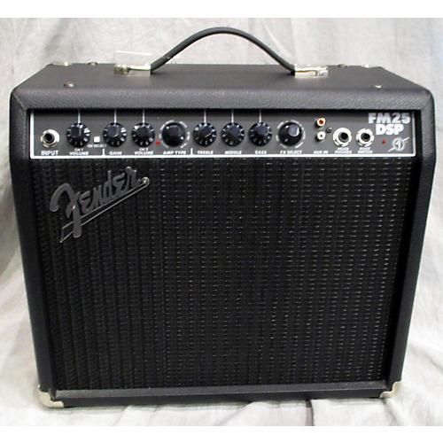 Fender Frontman FM25DSP Guitar Combo Amp-thumbnail