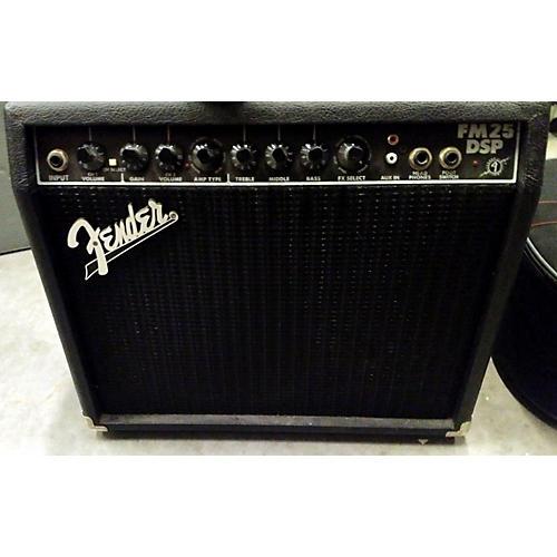 Fender Frontman FM25DSP Guitar Combo Amp