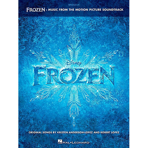 Hal Leonard Frozen - Music From The Motion Picture Soundrack for Ukulele-thumbnail