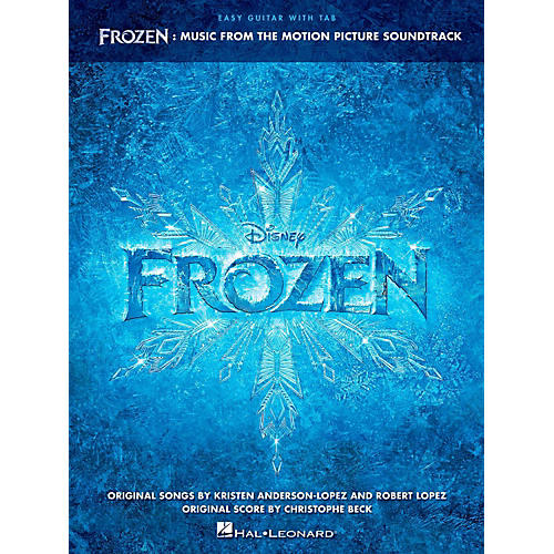 Hal Leonard Frozen - Music From The Motion Picture Soundtrack Easy Guitar With Tab-thumbnail