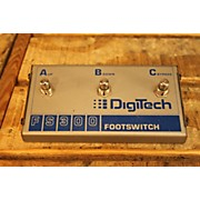Digitech Fs300 Footswitch