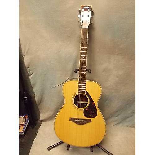 Yamaha Fs730s Acoustic Guitar-thumbnail