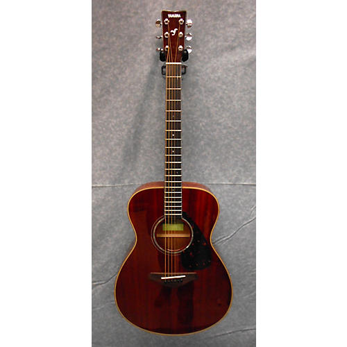 Yamaha Fs850 Acoustic Guitar-thumbnail