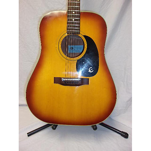 Epiphone Ft-145 Acoustic Guitar
