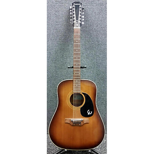 Epiphone Ft160 12 String Acoustic Guitar-thumbnail