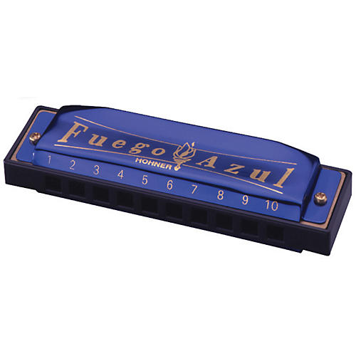Hohner Fuego Azul Harmonica Key of C