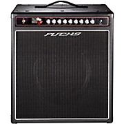 Full House 1x12 50W Tube Guitar Combo Amp and 4-Button Artist Footswitch Kit