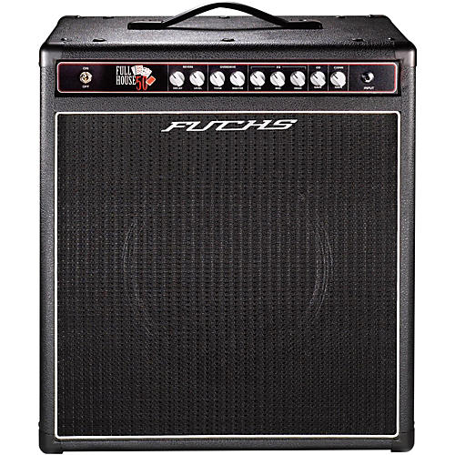 Fuchs Full House 1x12 50W Tube Guitar Combo Amp