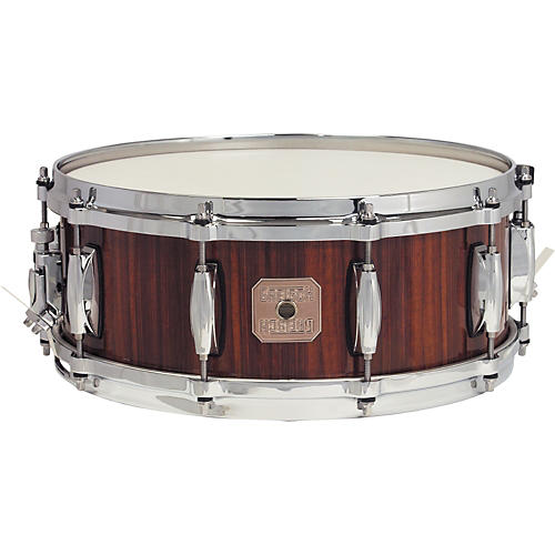 gretsch drums full range rosewood snare drum guitar center. Black Bedroom Furniture Sets. Home Design Ideas