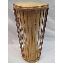 Overseas Connection Full Size Talking Drum Djembe