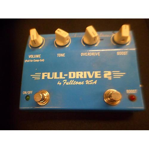 Fulltone Fulldrive 2 Effect Pedal-thumbnail