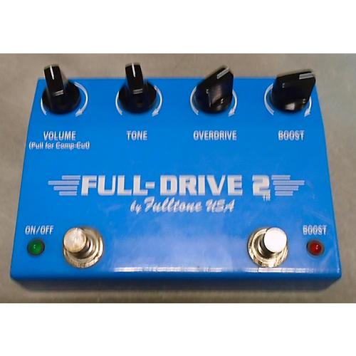 Fulltone Fulldrive 2 FD2 Overdrive Effect Pedal