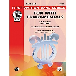 Alfred Fun with Fundamentals Bass Tuba Book by Alfred