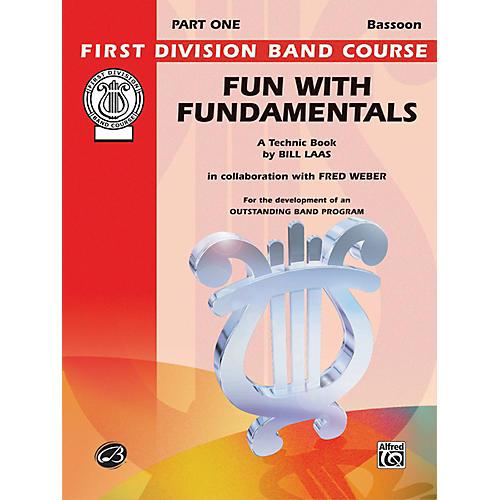 Alfred Fun with Fundamentals Bassoon Book-thumbnail